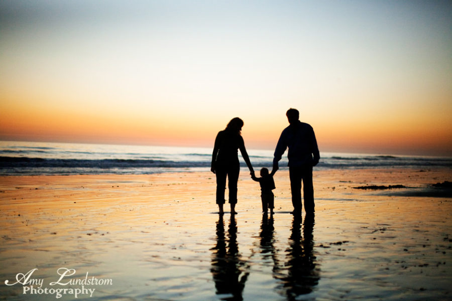 Family Photography in Shelter Cove, CA