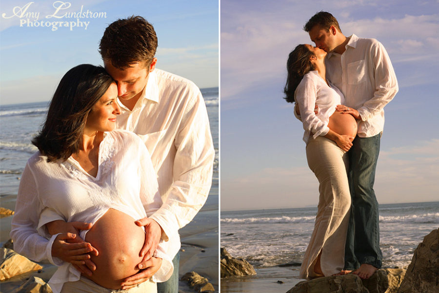 Maternity Photography in Humboldt County California Seacoast area