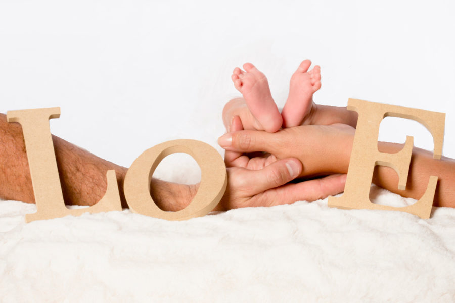 Newborn and Baby's First Year Photography Packages SB CA