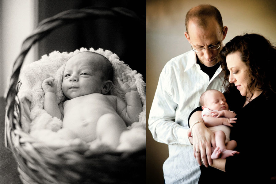Family and Newborn Baby Photographer in Humboldt CA